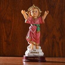 Jesus holy infant statue handicraft ornaments Resin figurines religious statues Church decoration statues et sculptures catholic