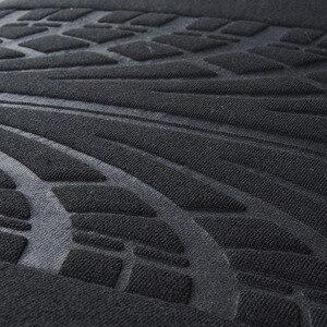 Image 4 - Cubierta de asiento de coche completo Universal, cubierta de asiento para vehículos, color negro, para peugeot