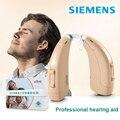 Digitale Signal 6 Kanäle Siemens Hörgerät High-end-Original-Chip Nano Beschichtung Kein Lärm Alten Mann Deaf Hören aids