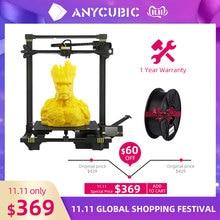 Anycubic 3d Printer anycubic Chiron Plus Large Printing Size Cheap 3D printer 400*400*450mm Print DIY Kits FDM TFT impresora 3d