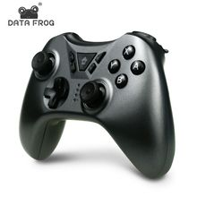 DATA FROG Game Controller For Nintendo Switch Bluetooth Wireless Joystick For Nintend Switch Dual vibration Gamepad For PC/PS3
