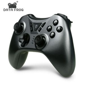 Image 1 - DATA FROG Game Controller For Nintendo Switch Bluetooth Wireless Joystick For Nintend Switch Dual vibration Gamepad For PC/PS3