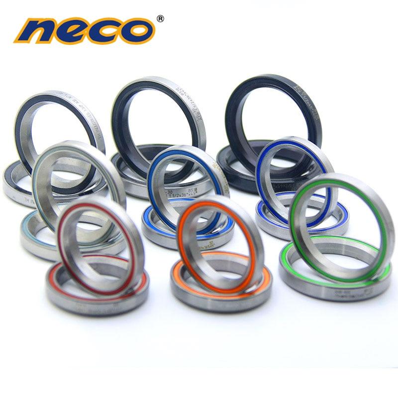 Neco подшипник дорожный велосипед гарнитура для горного велосипеда подшипник велосипеда 38 39 41 41,8 43,8 44 46,8 46,9 47 48,9 49 50,8 51 51,8 52 мм для гиганта