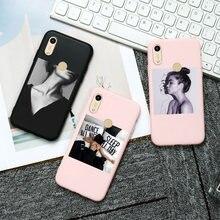 Mignon 3D bricolage peint téléphone étui pour Huawei Honor 8X étui silicone bonbons couleur pare-chocs de protection Huawei Honor 8A 8C 8S Coque de couverture