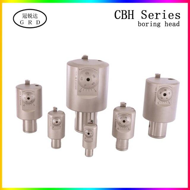 CNC عالي الدقة الدقة مملة رئيس 0.01 مللي متر CBH cbh20 cbh400 CBH25 CBH32 CBH40 CBH150 تعديل مملة أداة LBK حامل تتحمل