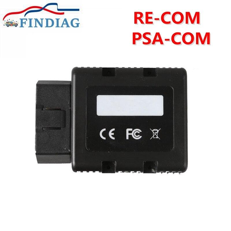 Bluetooth PSA-COM код ридер для Peugeot, для Citroen диагностики и программирования OBD2 сканер PSACOM заменить Lexia 3 PP2000