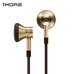 Image 1 - 1MORE EO320 Piston Earphone for phone with Mic In Ear Bests Wired Earphones for Android & iOS Mobile Phones Xiaomi 1MORE DESIGN