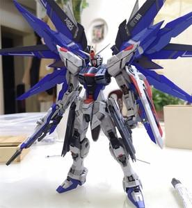 Image 5 - MODEL FANS IN STOCK MC shunfeng model MOKAI MB metal build Gundam freedom 2.0 action figure