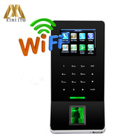 ZK F22 Biometric Fingerprint Access Control System With Touch Keypad 2.4 inch Door Access Control With Time Attendance Wifi