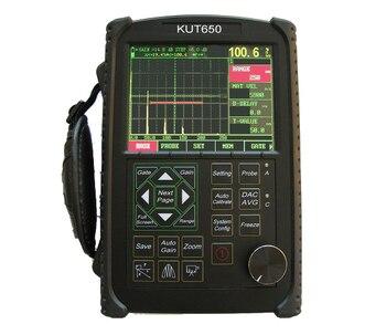 HST650 Ultrasonic Flaw Detector/metal flaw detector