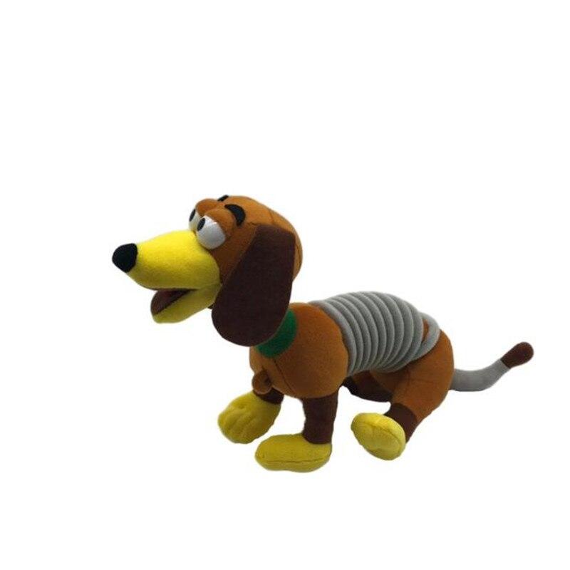 Brinquedo história 4 disney pixar filme recheado boneca primavera cachorro brinquedos de pelúcia crianças presentes de natal