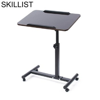 Support Ordinateur Portable Escritorio Mueble Bureau Meuble Bed Office Bedside Adjustable Stand Laptop Study Table Computer Desk - discount item  28% OFF Office Furniture