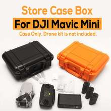 Drone Hard-Case-Box Compact Travel-Storage Mavic Mini for DJI RC Portable Protective