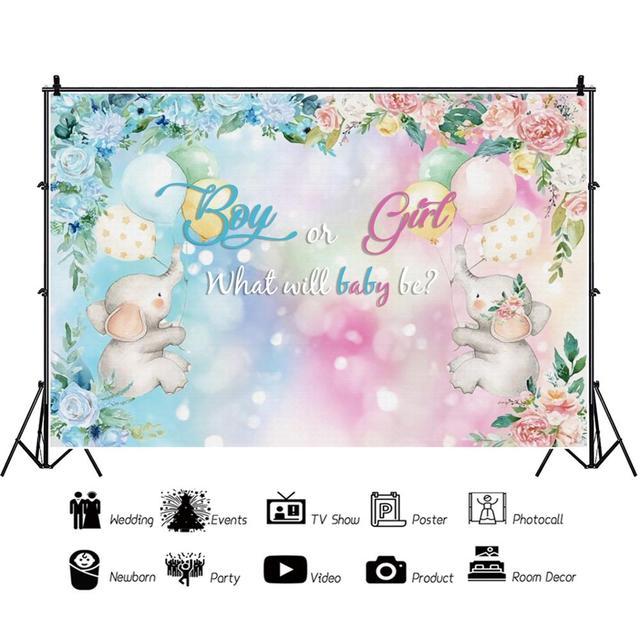 Фото виниловый фон для фотосъемки новорожденных с изображением цветка