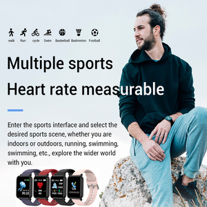 Image 3 - r16 Men Smart Watch For Android Apple Watch IP68 Waterproof Heart Rate Blood Pressure Smartwatch Women PK P68 P70 B57