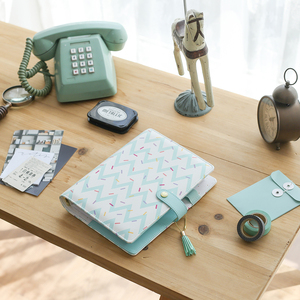 Image 1 - Lovedoki 2019 Cute Doughnut Planner Organizer Agenda A5 Spiral Notebooks Student Diary Sketch Book School Stationery Supplies