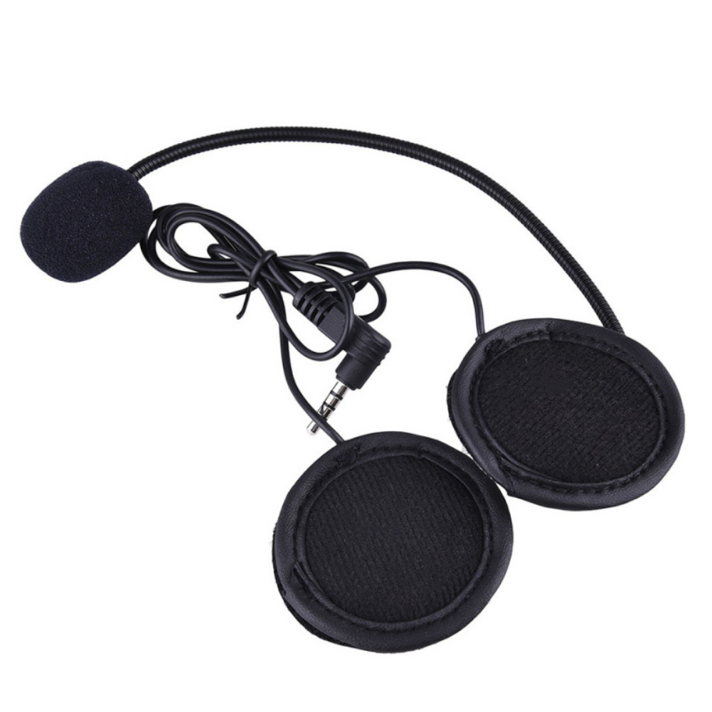 Headset Bluetooth Lightweight Portable Motorcycle Helmet Intercom Outdoor Tools Interphone For V4/V6 Make Calls