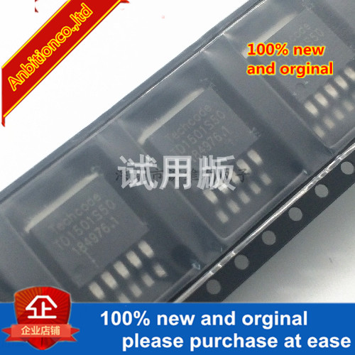 5pcs 100% New Original TD1501S50 TD1501S-5.0 TO-263-5 In Stock