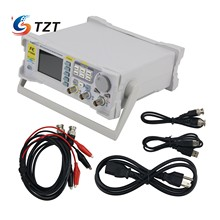 TZT 20/30/40/50/60MHz 2 Channel Function Arbitrary Waveform Generator Pulse Signal Frequency Counter FY6900
