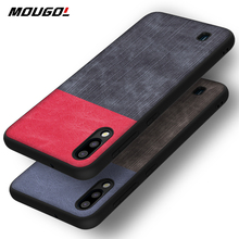 For Samsung Galaxy A10 A20 A30 A40 A50 A60 A70 Case A10E A20E M40 M30 M20 M10 A8 A9 Case Shockproof Back Cover Denim Cloth Fabri luxury venom marvel deadpool pattern for samsung galaxy a10 a20 a30 a40 a50 a70 m10 m20 phone case cover coque etui capinha capa