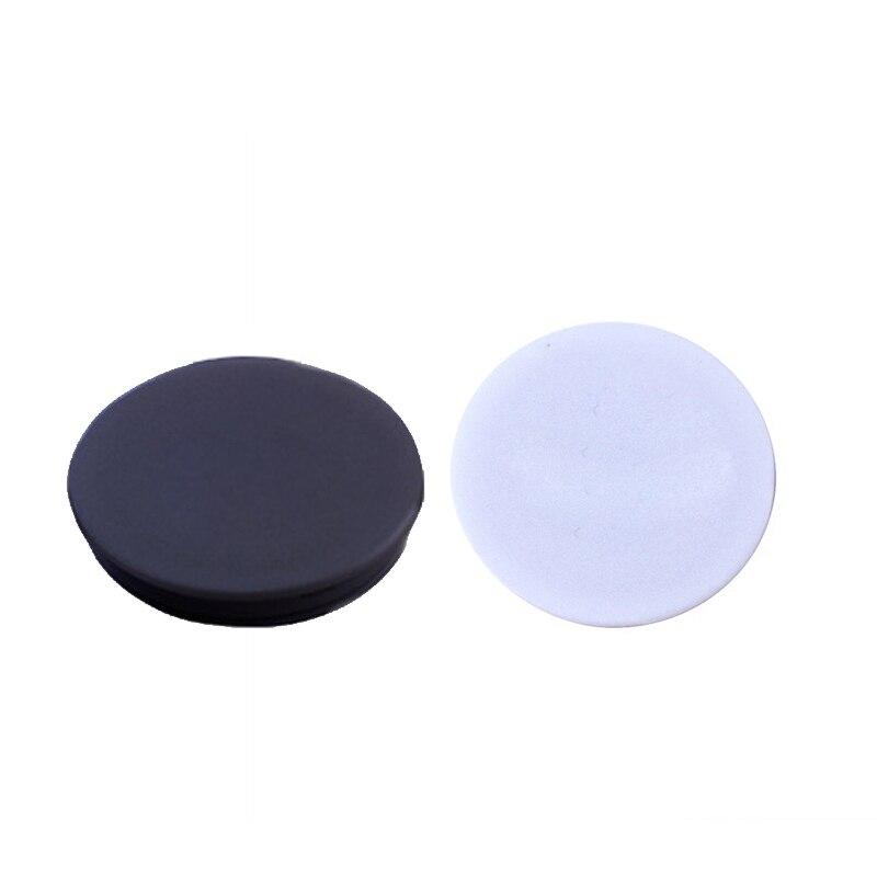 30pcs Universal sublimation UV printing blank finger holder for cellphone iphone 11 pro xs xr samsung diy bracket socket grip