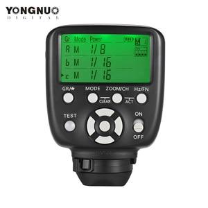 Image 4 - YONGNUO YN560 TX II اللاسلكية فلاش الزناد تحكم Trasmitter ل Yongnuo YN 560III YN560IV RF 602 RF 603 II لكانون نيكون