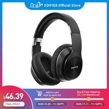 EDIFIER W820BT Bluetooth Headphones CSR technology Foldable design wireless earphone Dual batteries up to 80 hrs playback time