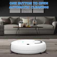 שואב אבק אוטומטי רצפת לכלוך אבק ניקוי רובוט יבש רטוב מכונה גורפת אינטליגנטית גורפת רובוט