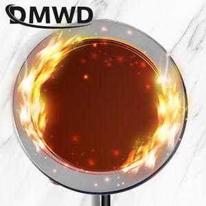 Image 5 - DMWD 110V/220V 미니 전기 모카 스토브 오븐 쿠커 다기능 커피 히터 모카 가열 핫 플레이트 워터 카페 밀크 버너