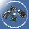 Микроплата ATTINY, синяя, черная, TINY85 Digispark Kickstarter, ATTINY85 модуль для Arduino IIC I2C USB