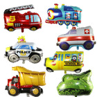 50pcs Cartoon Car Ba...