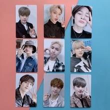 Surrounding Album Photo-Card Chan Stray Kids Jisung Huyunjin Jeongin Kpop New Go-Sheng