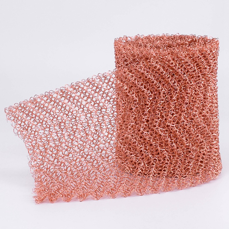 4 Wires Pure Copper Mesh Woven Filter Sanitary For Distillation Moonshine Home Brew Beer 100Mm Width-4Meter