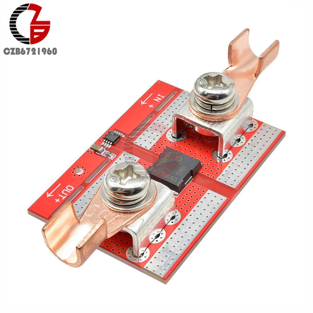 die Anti-R/ücksp/ülschutz aufl/ädt Ideal Diode Controller Module Ideale Diode , 15A Solarpanel-Batterie