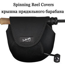 Neoprene spinning reel covers baitcasting fly fishing protective