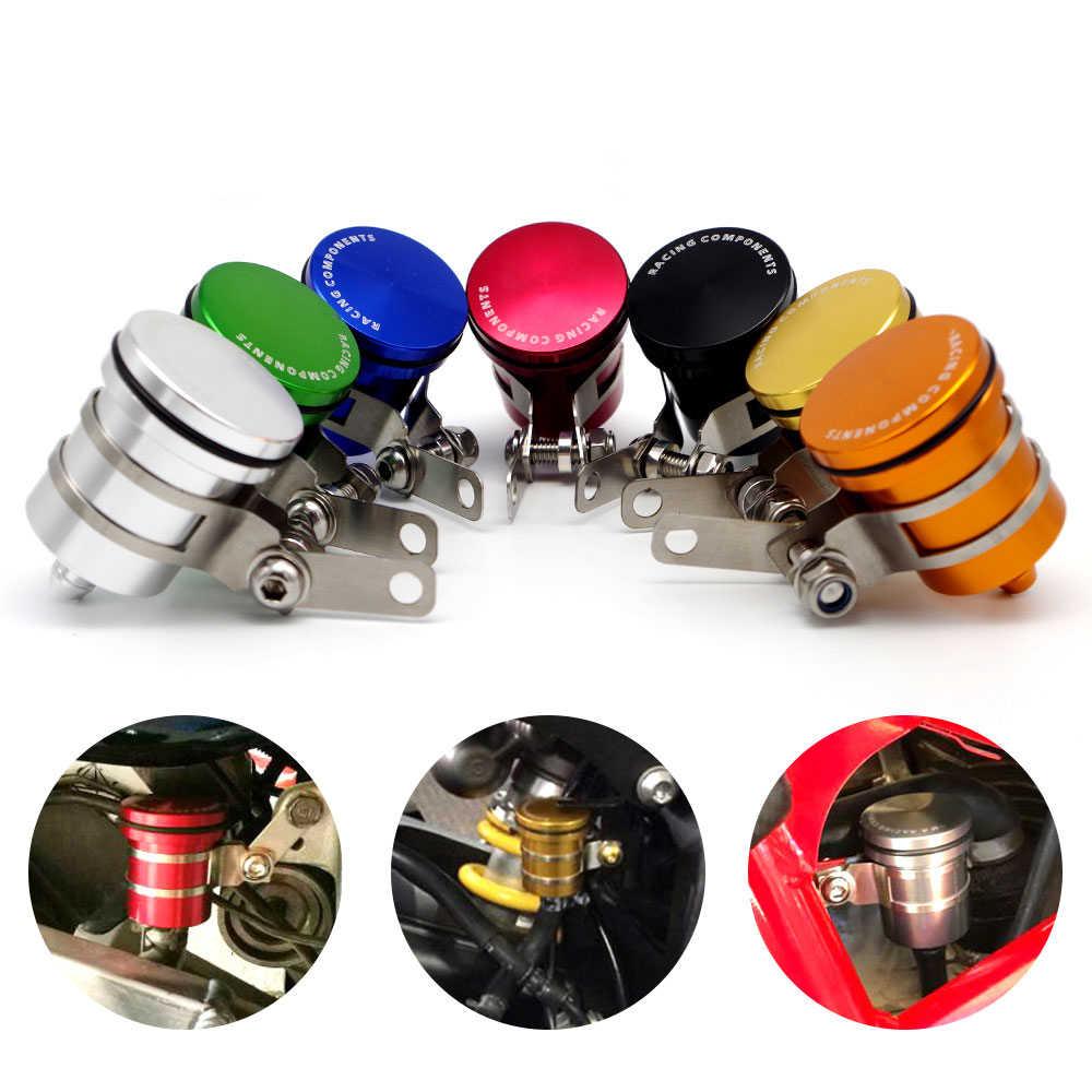 Réservoir de réservoir d'huile de liquide de frein de moto de CNC pour HONDA forza125 250 300 2018 gl1500 or gl1800 goldwing 1500 grom msx125
