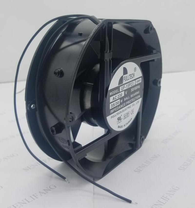 NEW UF-15P23 For FULLTECH BWH DC 220V 35/30W 172x150x50mm Server Round Cooling Fan
