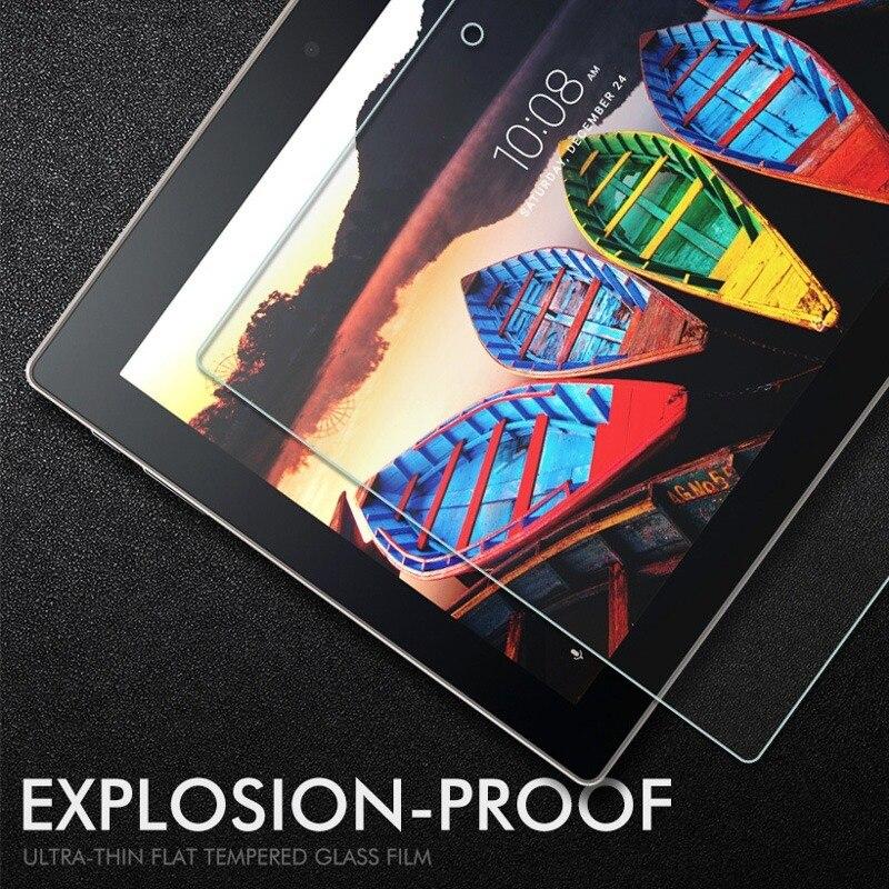 Galleria fotografica Tablet Screen Protector For Lenovo Yoga Tab 3 10 8.0 10.1 Tempered Glass Lenovo Yoga Tab 3 10.1 Tab3 Plus 10.1 Tab3 Pro 10 Glass