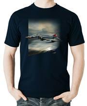 Flyingraphics aviação temática t camisa mcdonnell douglas phantom fg1