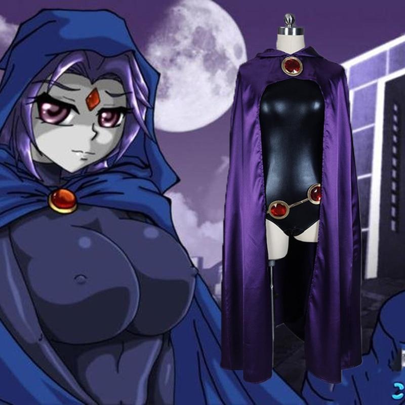 Raven sexy