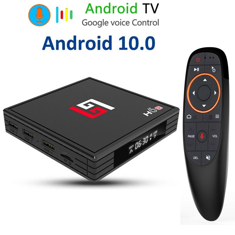 ТВ приставка H6 SE, Android 10,0, 4 Гб, 32 ГБ, 4 ядра, Wi Fi, Youtube HD, 6K, 4 ядра, Android TV Box, Google Player, Smart TV, 2020 ТВ-приставки и медиаплееры    АлиЭкспресс