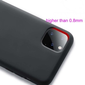 Image 3 - For iPhone 11 Pro 5.8 2019 Case, Xundd Liquid Silicone Full Shockproof Armor Cover For iPhone 11 Pro Max 6.5 2019 Case Fundas