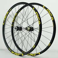 Pasak Mtb Mountain Bike 26/2. 5/29 Inch Wheelset Cuscinetto Sigillato Freno a Disco 6 Artigli Ruota 11/12 Cassette di Velocità 24H Bicicletta cerchio