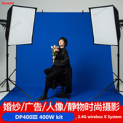 Godox DP400III 400W 2.4G wireless X System Studio Strobe Flash Light 400Ws GN65 Pro Photography Lighting Flashlight CD50 T03