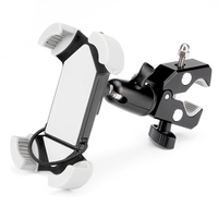 Universal Adjustable Bike Mount Cell Phone Holder Stand Bicycle Phone Holder for iPhone 6s  6s plus  6  6 plus  Samsung Galaxy