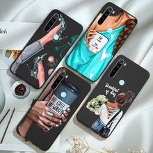 Silicone FOR Xiaomi Redmi Note 7 6 5 8 PRO 8T 9S 9 5A 6A 7A 8A Plus Mi 8 Lite K20 9T A3 A2