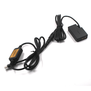 Image 4 - ACK E18 DR E18 USBอะแดปเตอร์USB C 5V LP E17 DummyสำหรับCanon EOS 750D 760D 77D 800D 200D rebel SL2 Kiss X8i T6i