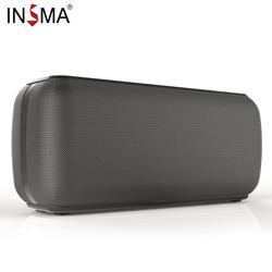 Беспроводная Bluetooth-Колонка INSMA S600, 60 Вт, IPX5, 24 часа воспроизведения