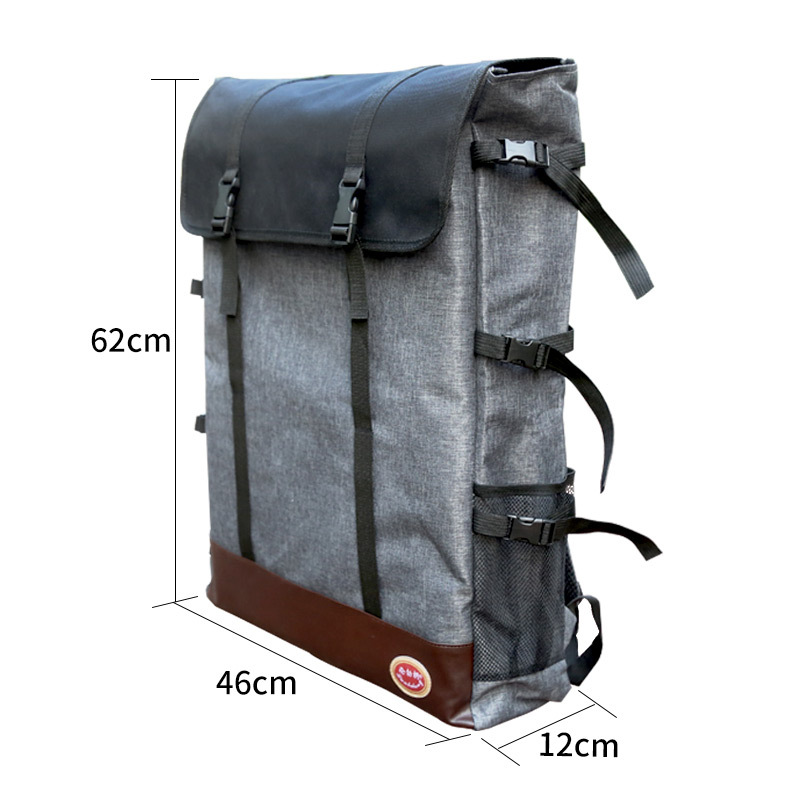 Painting Kits Sketch Drawing Board Bags Backpack 4K Multi-functional Large Waterproof Korean-style Canvas Bag Fine Art Storage B