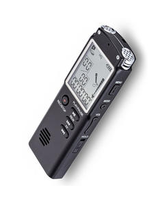 Voice-Recorder Microphone-Backlight Digital VAR Omnidirectional Rechargeable with Capacitor